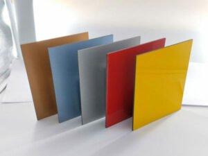 anti-static aluminum composite panel