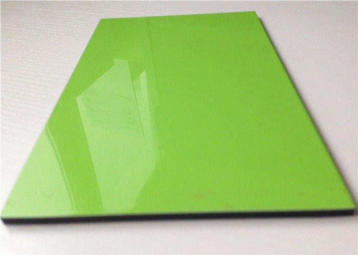 Alucoworld ▎High Gloss Aluminum Composite Panel