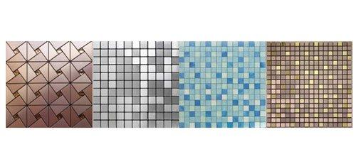 Alucoworld ▎Mosaic aluminum composite panels