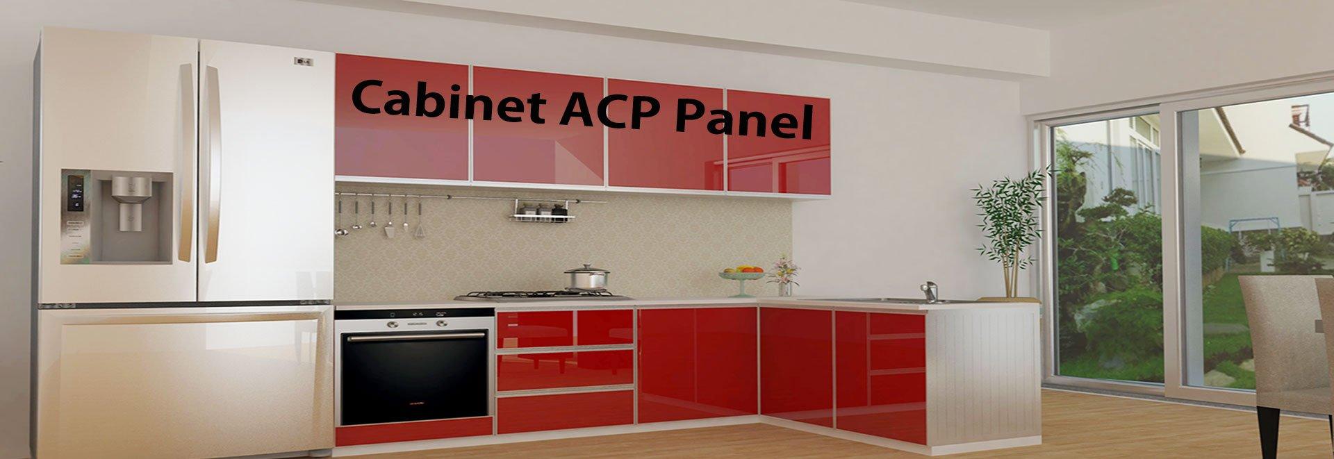 Cabinet Aluminum Composite Panel Alucoworld Acp