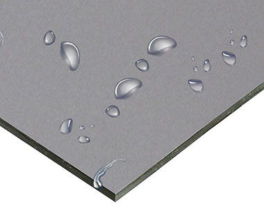 Nano-aluminum composite panels