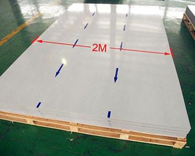 2 meter width ACPpanel