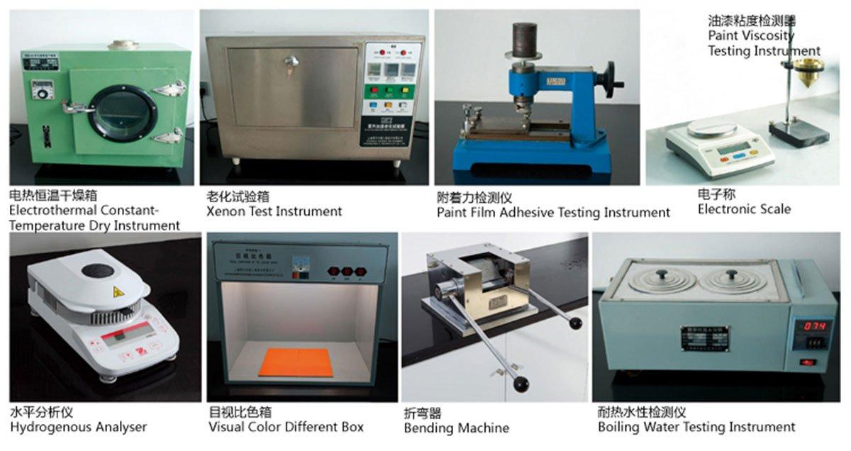 Alucoworld advanced equipment