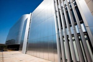 aluminum composite panel project