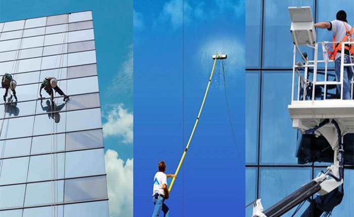 Tips on cleaning acm metal panels.