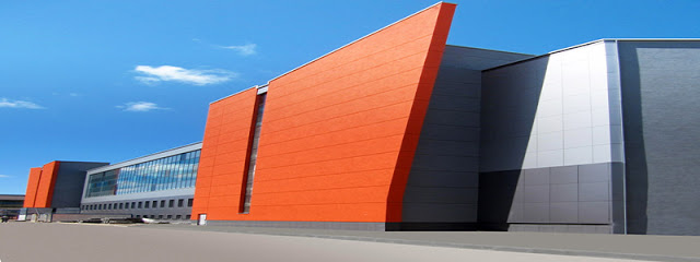 Aluminum Composite Panel—New Type of Architecture Material