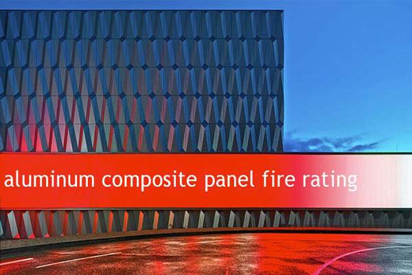 fireproof acm panels
