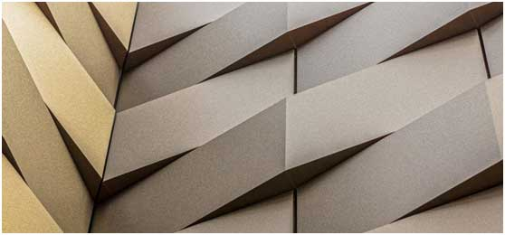 aluminum blend panels