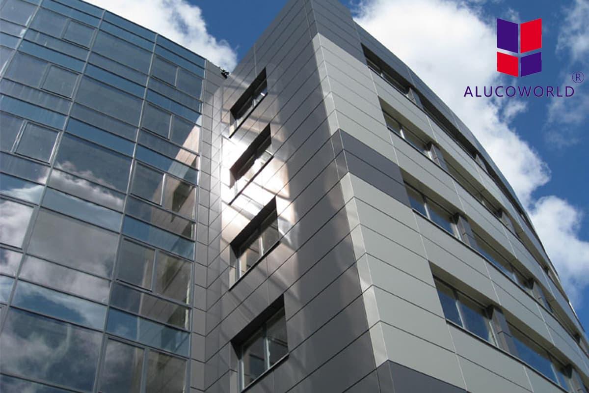 aluminum composite panel for exterior