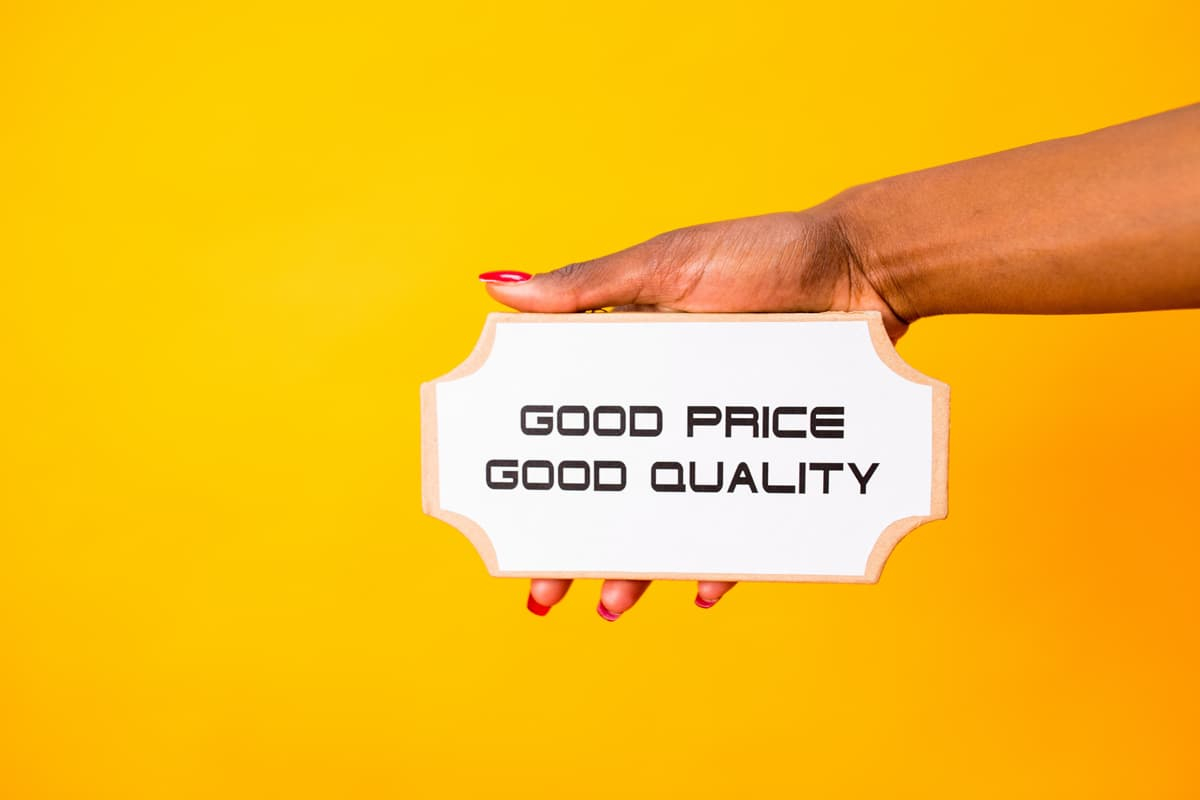 good price good quality