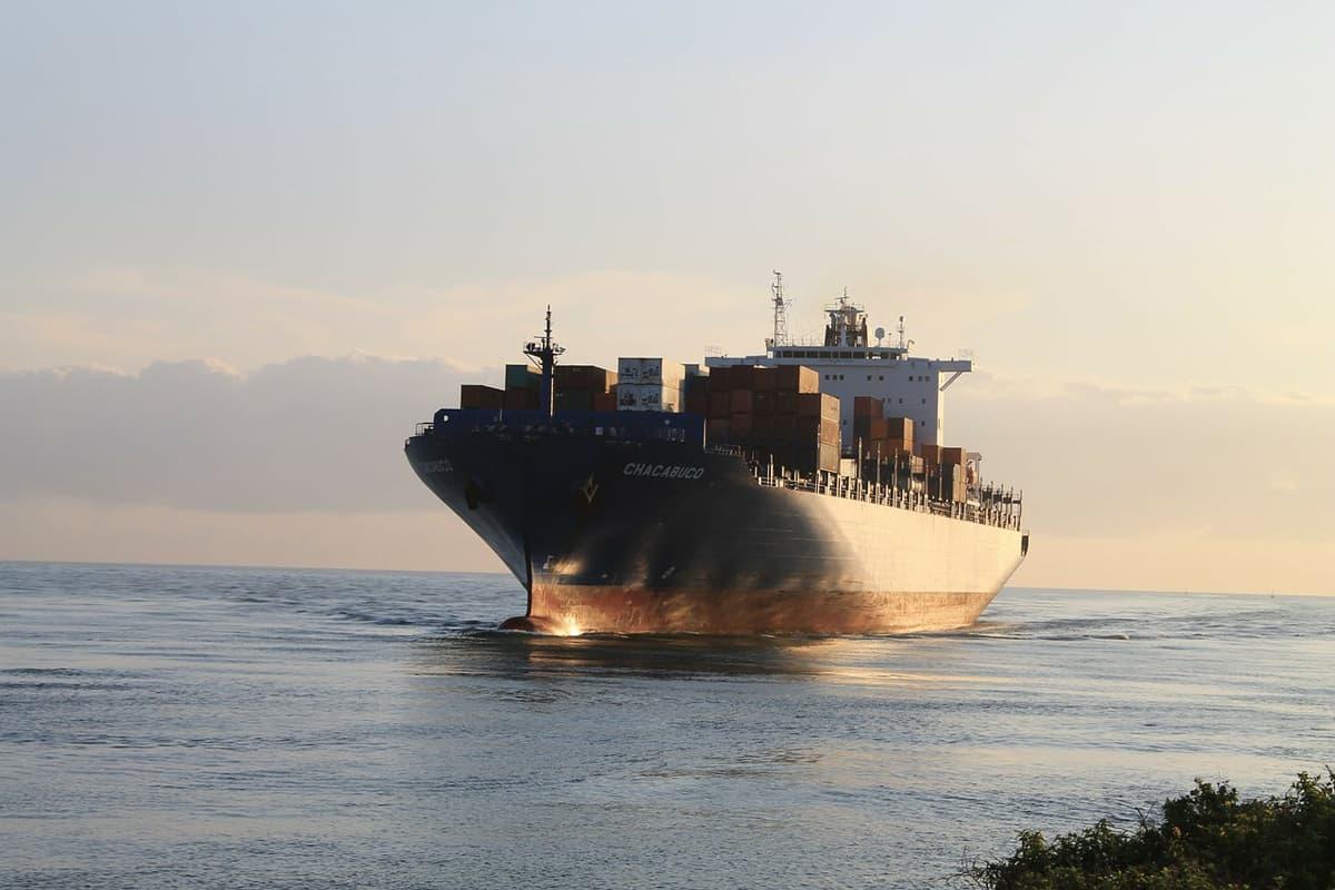 ocean freight 2021